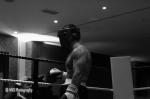 Gary Chaplin Boxing