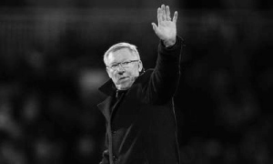 Bye Sir Alex. Gary Chaplin