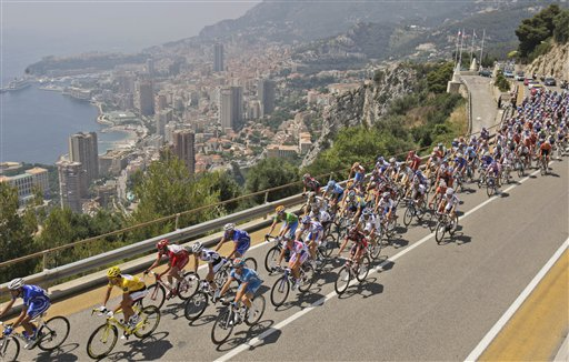 FRANCE TOUR DE FRANCE CYCLING