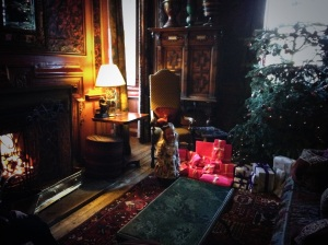 Christmas Morning...Santa has been.