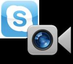 Gary Chaplin Facetime Skype