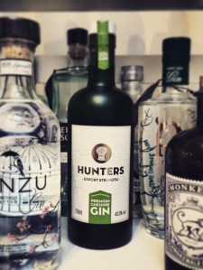 HeadHUNTERS CHESHIRE GIN
