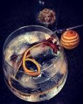 Gary Chaplin Gin. Daffys Gin